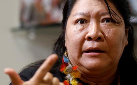 Joênia Wapichana: 'Podemos considerar uma política genocida'
