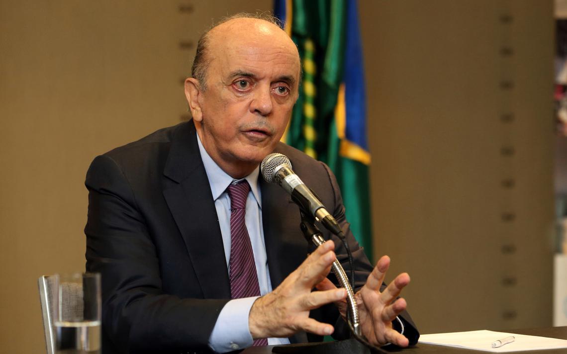 Ministro das Relações Exteriores no Uruguai