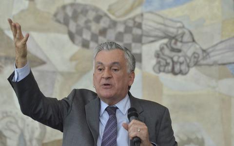 'Somos um ministério pós-crise', diz Juca Ferreira
