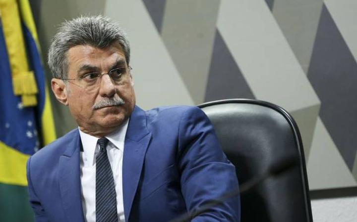 Romero Jucá, que foi líder do governo Temer no Senado, não conseguiu ser reeleito nas eleições de 2018