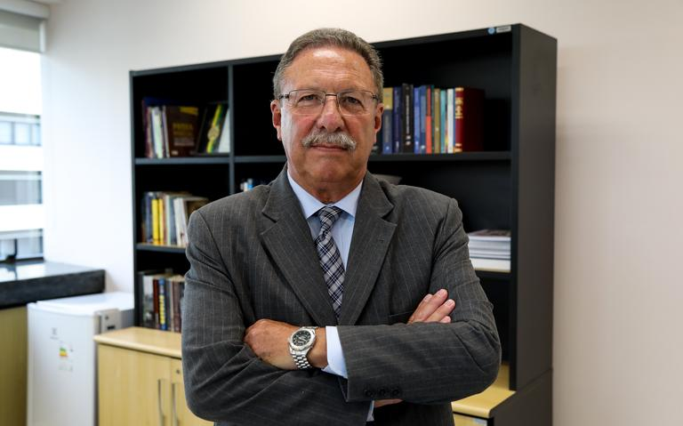 Juiz federal Luiz Antonio Bonat