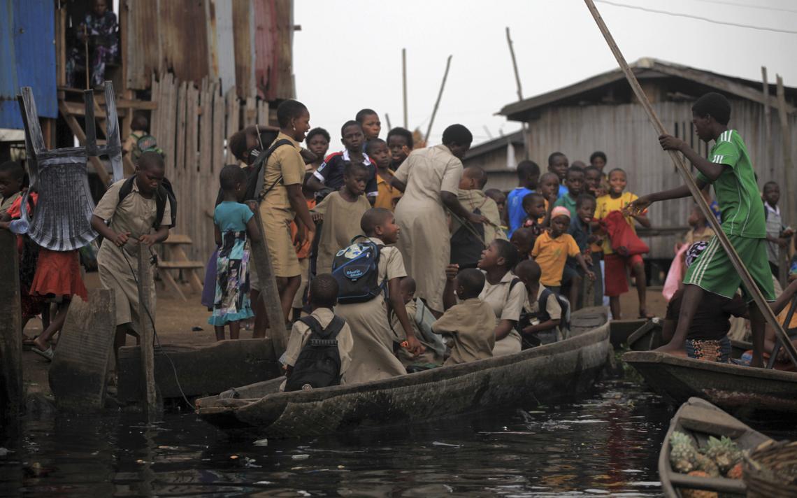 favela lagos