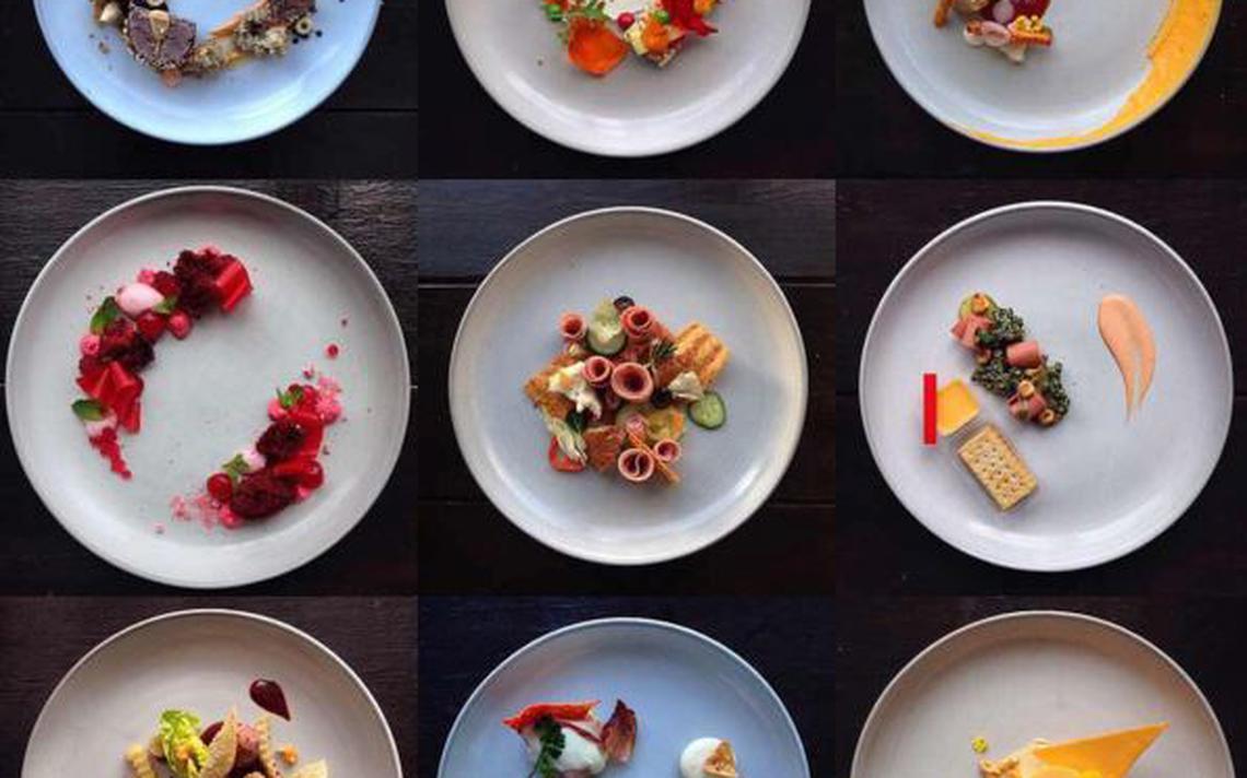 Criações da chef misturam produtos industrializados, junk food e apresentação impecável