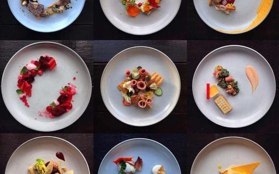 Jacques La Merde: chef desafia a alta gastronomia criando pratos com junk food