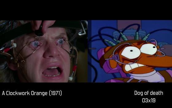 27 referências cinematográficas de Os Simpsons, em 1 vídeo