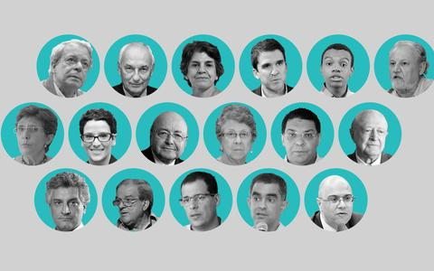 Qual o estado da nossa democracia? Ouça 17 opiniões sobre o tema