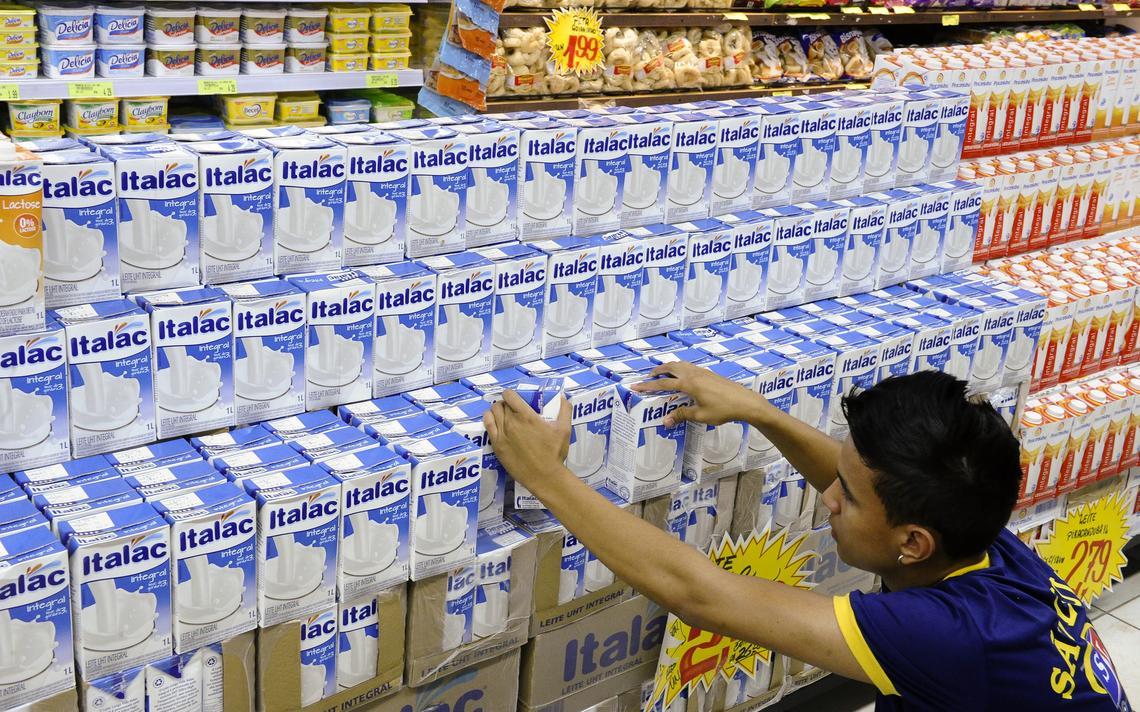 Lei exige que produtos industrializados informem presença de lactose