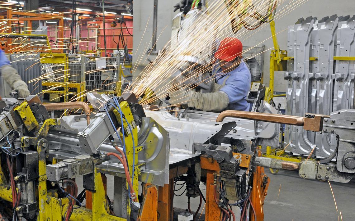 Indústria automobilística também sofre com queda no PIB