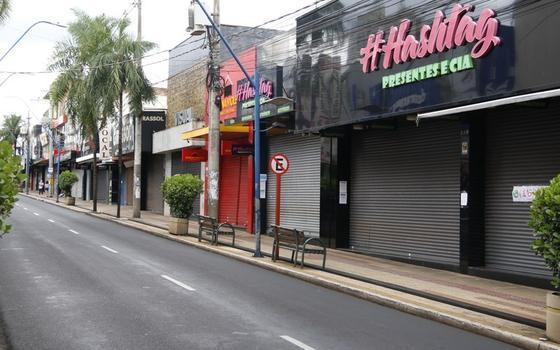 Como Araraquara lida com a pandemia após o lockdown