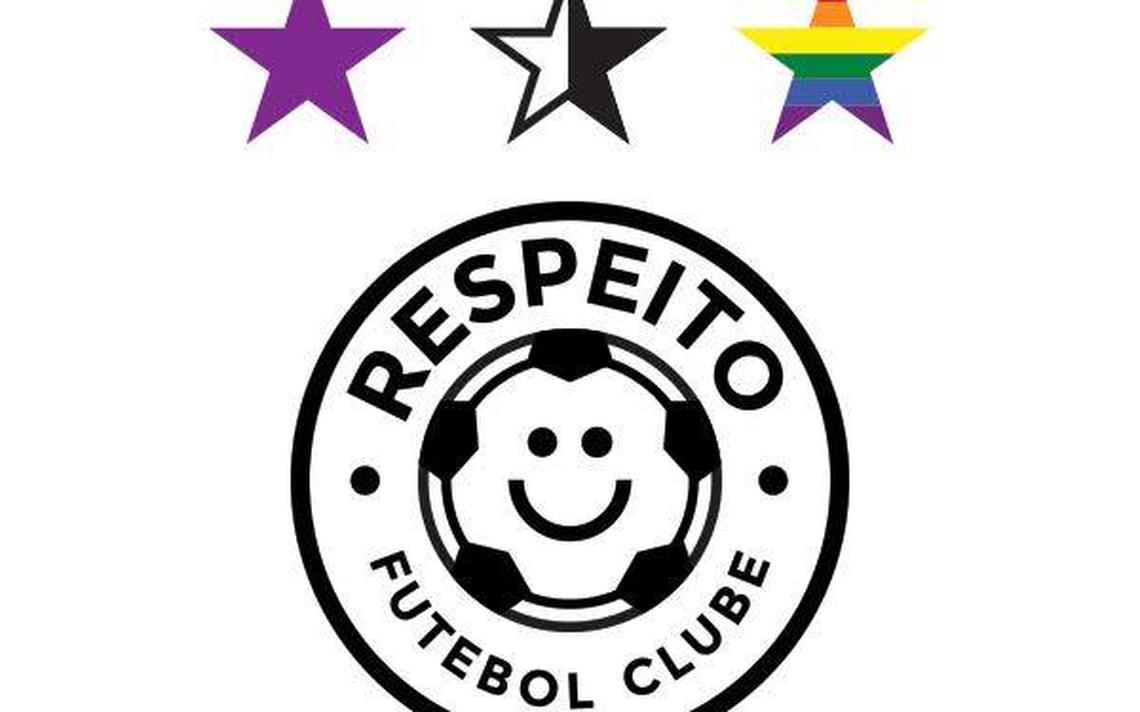 Logo do Respeito Futebol Clube