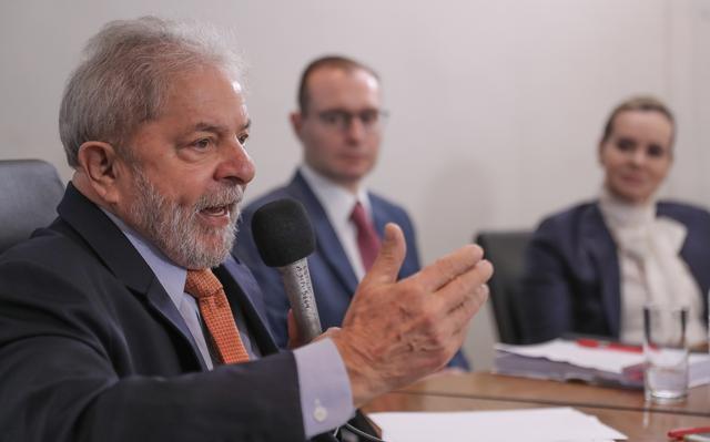 AO VIVO | Julgamento de Lula no STJ