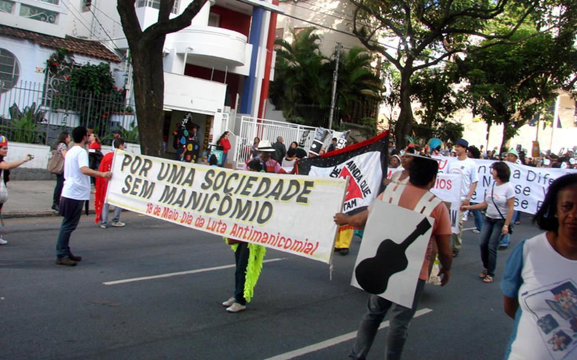 Com a nomeação de Wurch, grupos anti-manicômio voltaram às ruas