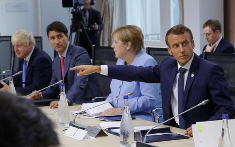 Quais as ambições e limitações de Macron na arena global