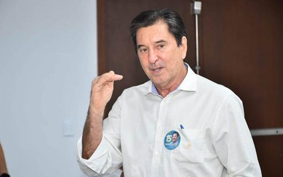 A morte do prefeito de Goiânia 83 dias após ser internado com covid