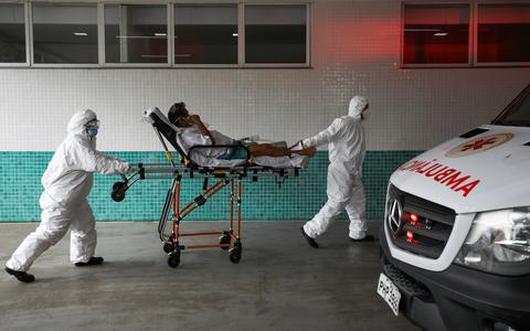 Como a falta de oxigênio eleva o drama da pandemia em Manaus