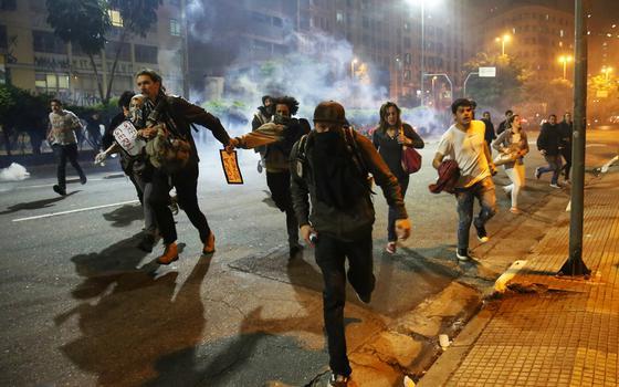 Exército e protestos. O que dizem o governo Alckmin, o decreto de Temer e a legislação