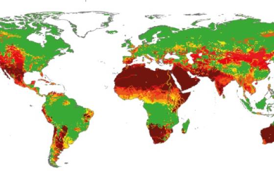 Falta d'água no mundo. Onde a situação é pior