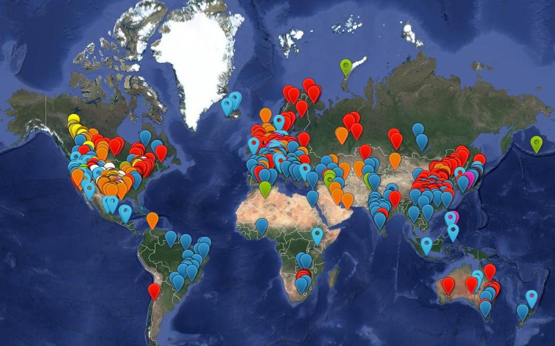 Mapa do HiQuake