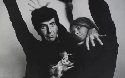 Um documentário sobre o amor de Marianne Ihlen e Leonard Cohen