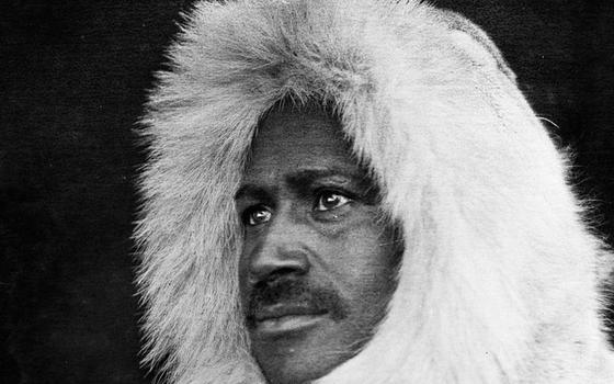Quem foi o explorador negro que chegou 1º ao Polo Norte