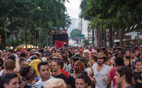 O Carnaval de rua renasceu em São Paulo. E bateu recorde