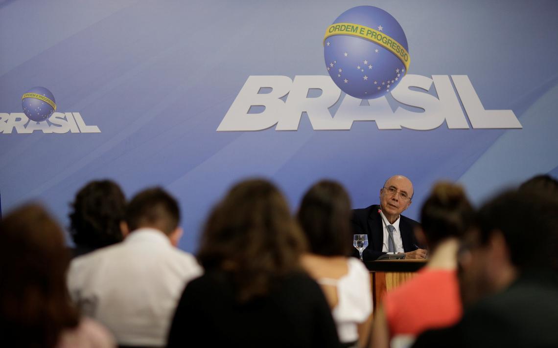 Meirelles anuncia números da LDO 2018 em Brasília
