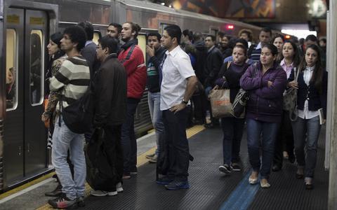 Qual o tamanho do atraso nas obras do metrô de São Paulo
