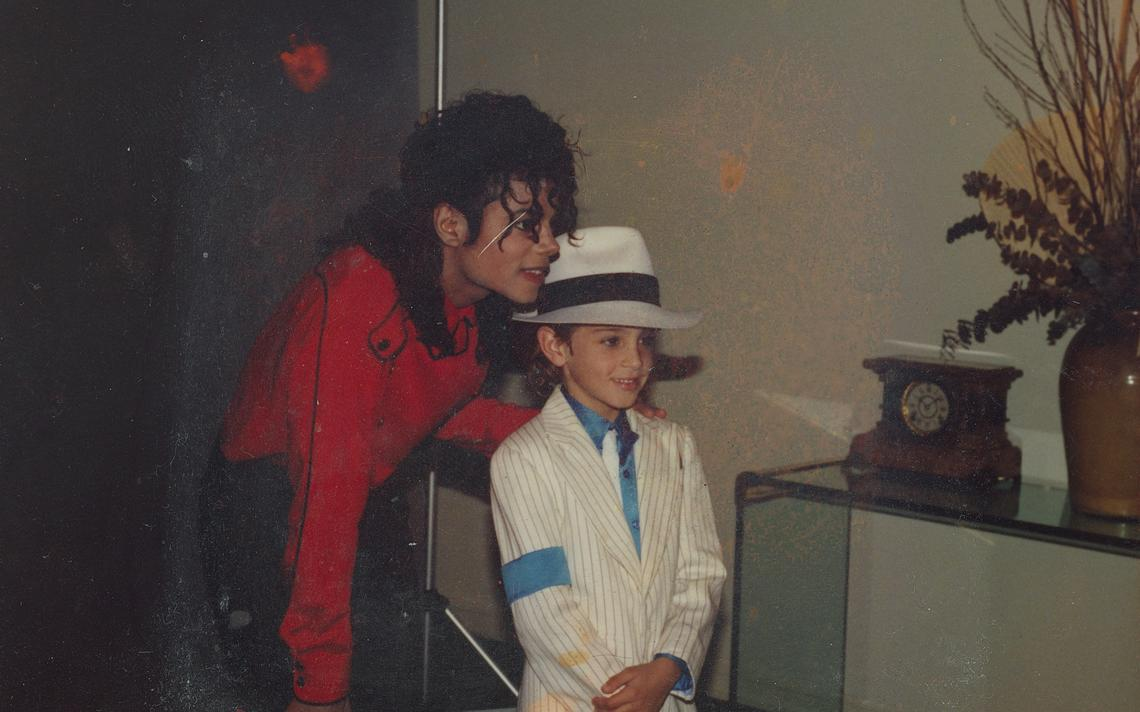 michael jackson e james safechuck