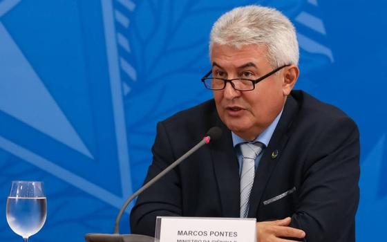 'Falta de consideração', diz Marcos Pontes sobre corte na Ciência