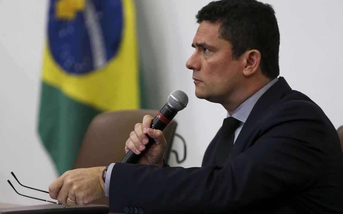 Sergio Moro apresenta novo pacote anticrime