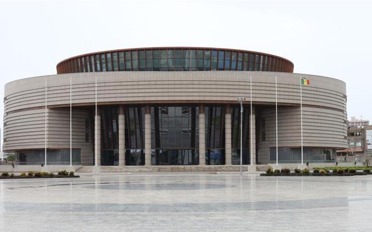 museu senegal