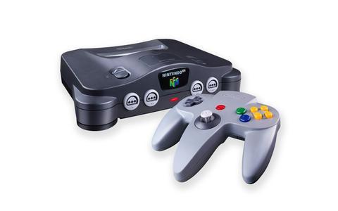 O que você sabe sobre o Nintendo 64?