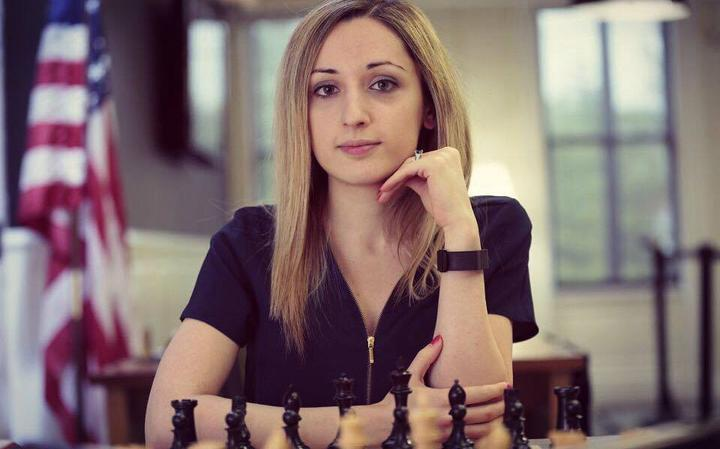 Nazi Paikidze: a enxadrista norte-americana lidera um pedido de boicote ao campeonato mundial feminino