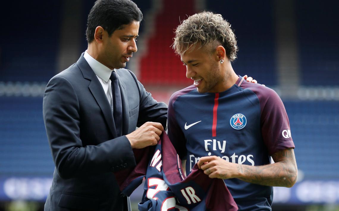 Atacante brasileiro é apresentado a clube francês