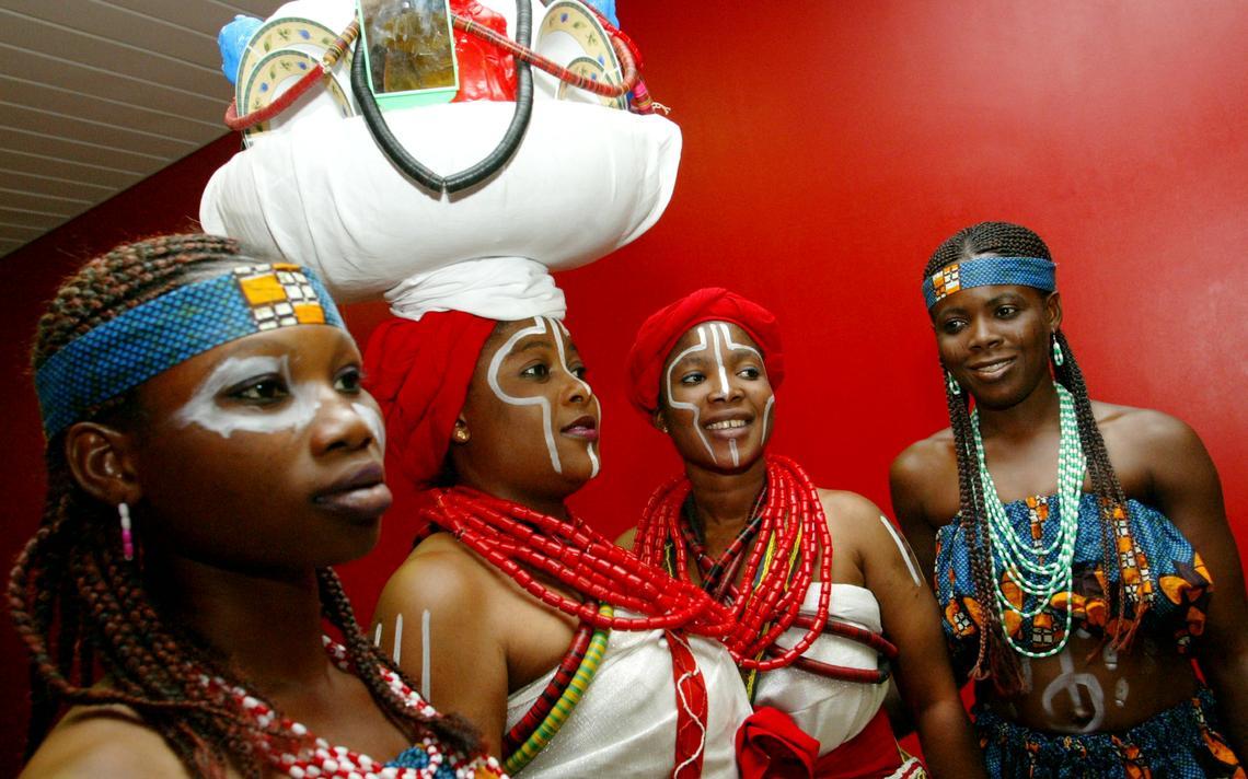 mulheres nigerianas