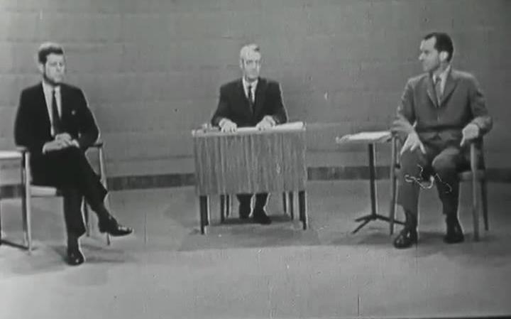 Kennedy e Nixon