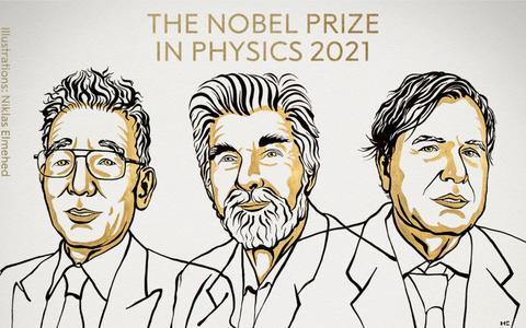 Clima e aleatoriedade nas pesquisas do Nobel da Física de 2021