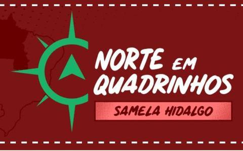 O projeto que apresenta quadrinistas do Norte do Brasil