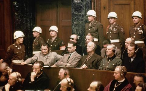 O que você sabe sobre os Julgamentos de Nuremberg?