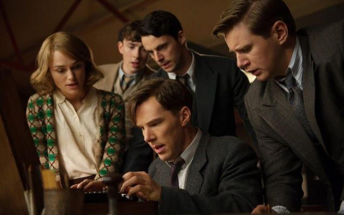 'O jogo da imitação' narra como Alan Turing decifrou o código de uma máquina nazista na Segunda Guerra Mundial
