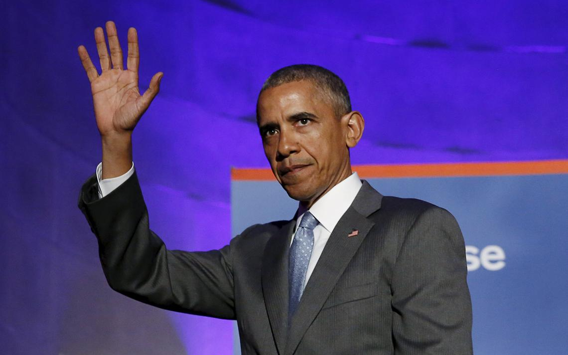 Barack Obama vive o último ano de seu mandato como presidente dos EUA
