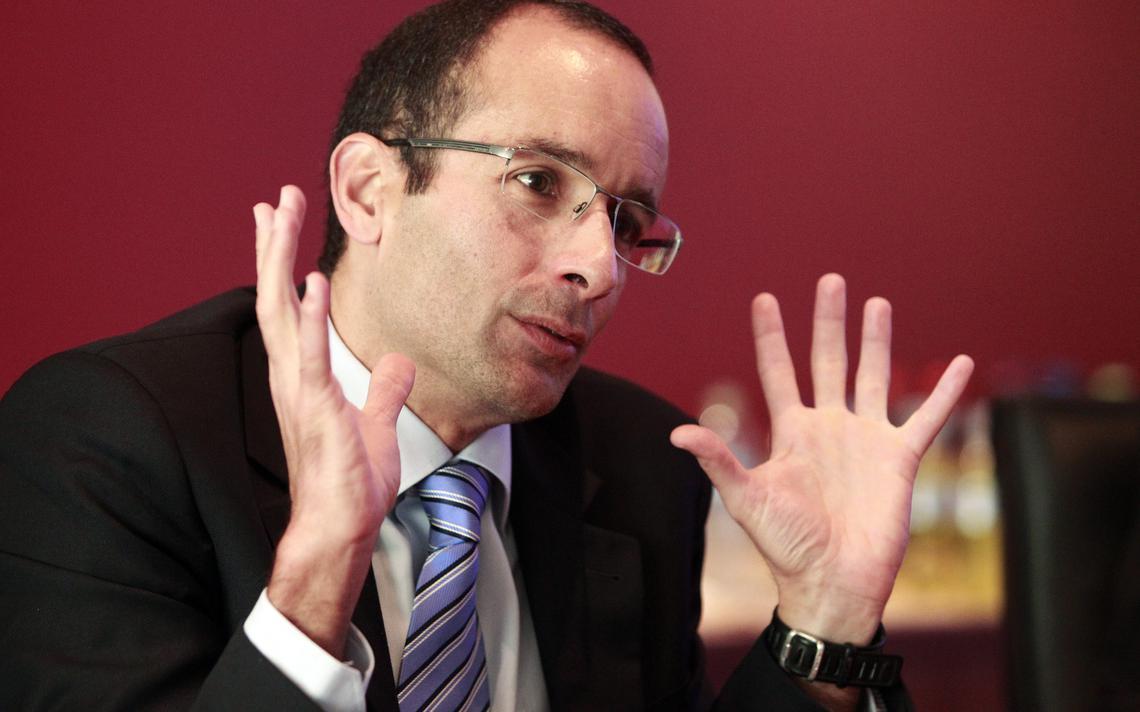 Marcelo Odebrecht concede entrevista em 2013, antes da Lava Jato