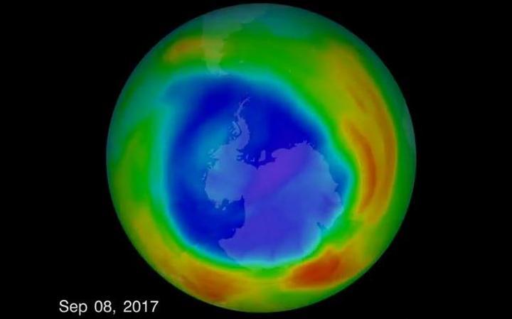 buraco camada ozônio