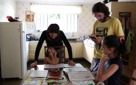 A relação entre pais e filhos no isolamento da pandemia