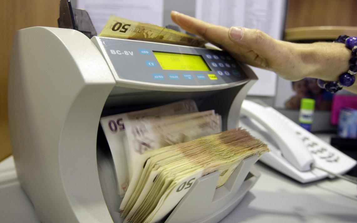 Banco de San Marino, região considerada paraíso fiscal