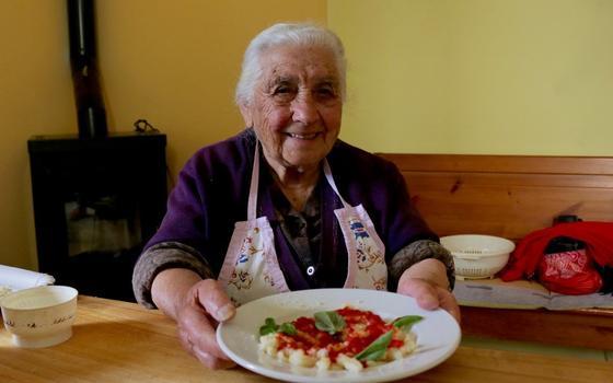 O canal em que avôs e avós italianos ensinam suas receitas