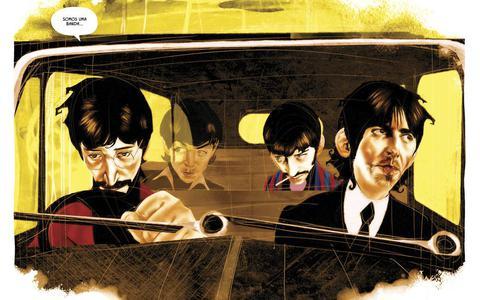 A HQ sobre a maior teoria da conspiração envolvendo os Beatles