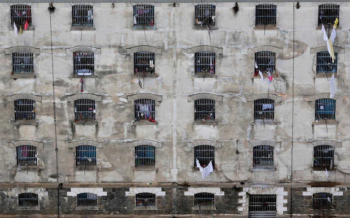 Penitenciária feminina de São Paulo