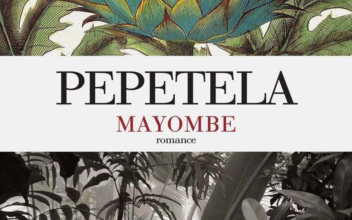 Capa de uma das edições de Mayombe, do escritor angolano Pepetela