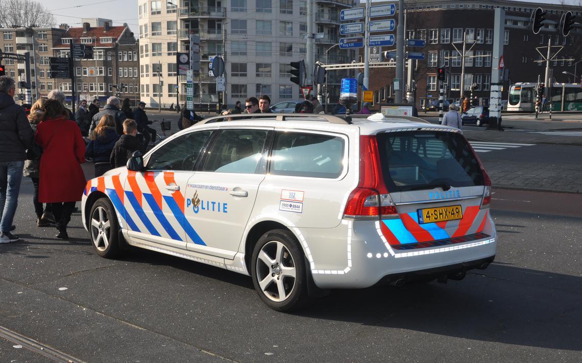 policia holandesa